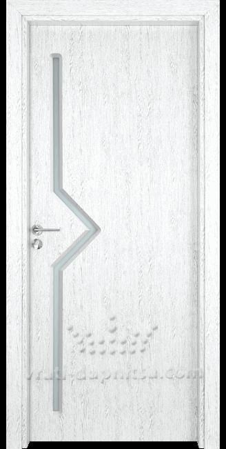 Стъклена интериорна врата Гама 201