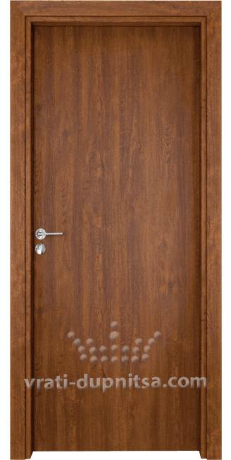 Стъклена интериорна врата Гама 210