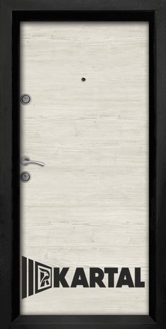 Блиндирана входна врата, модел Ale Door 402 Сунта