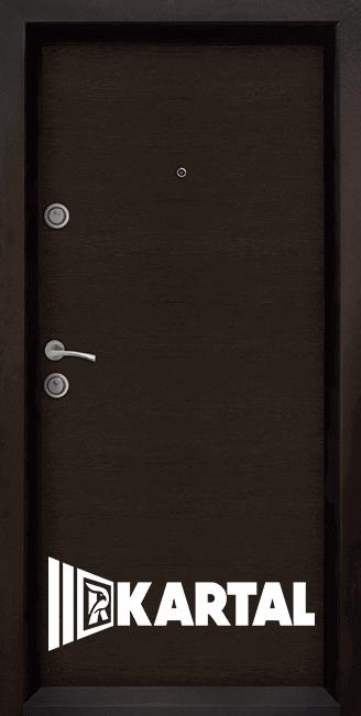 Блиндирана входна врата, модел Ale Door 403 Венге
